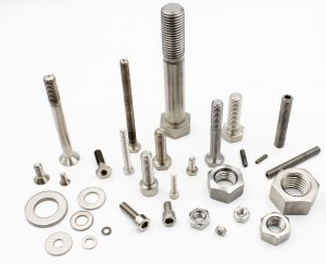 Screws and Special Fixings- Titanium screws and bolts - GTA