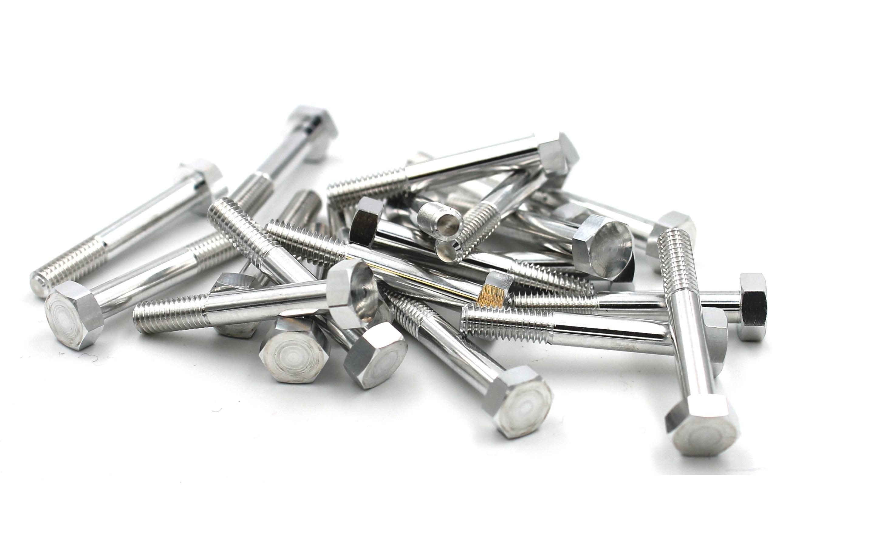 Vis aluminium -GTA