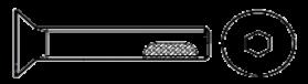 Din 7991 Frein filet -GTA