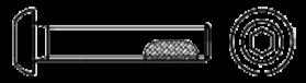 ISO 7380 Frein filet -GTA