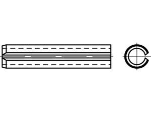 Goupille E Din 1481 - ISO 8752 D 1 - D 1.5 - D 2 - D 2.5 - D 3