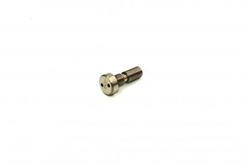 Tamperproof screw according to plan - GTA