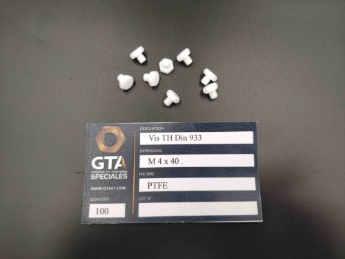 Visserie PTFE -GTA