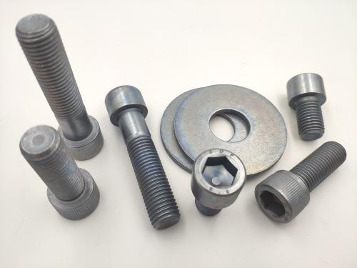 Zinc Nickel ZnNicNT0  ISO 4042 -GTA