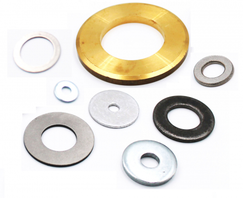 Rondelles plates