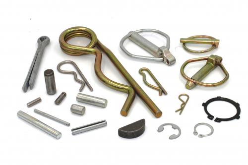 Pin, circlips and key - GTA