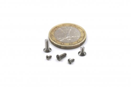 Micro diameter fasteners -GTA